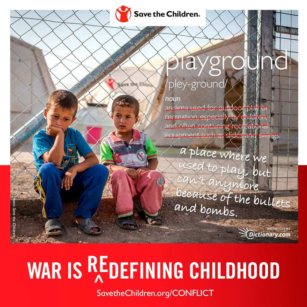 Social-Advertising-Save-the-children