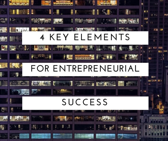 Entrepreneurial-Success
