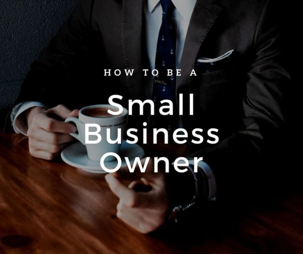 How-to-be-a-small-business-owner