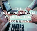 📖  4 Entrepreneurial Process Stages [Model]