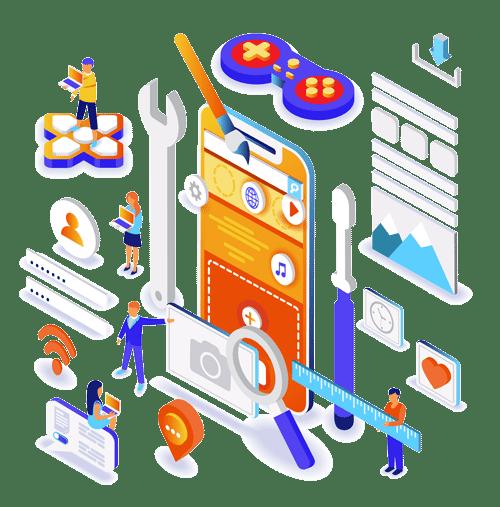 isometric-image-digital-marketing
